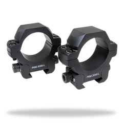 U.S. OPTICS Rings 30mm Low 0.990""