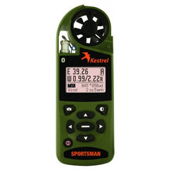 Kestrel Sportsman Ballistics Weather Meter with Spotter Pack