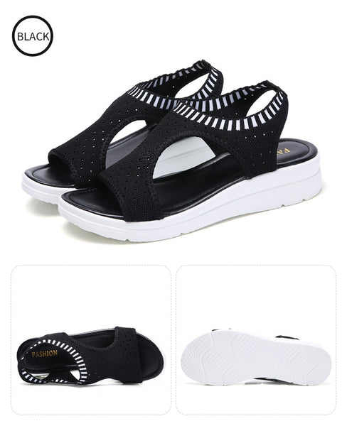 Super breathable sandals