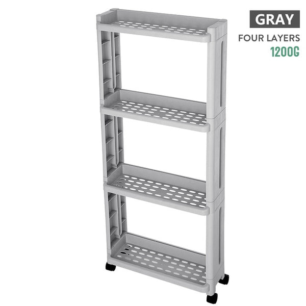 Kitchen Storage Rack Fridge