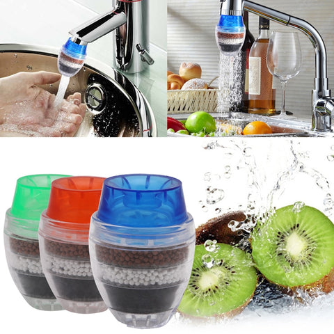 water filter faucet attachment