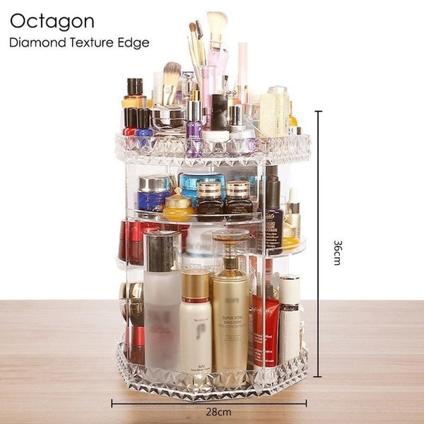 simple choice cosmetic organizer
