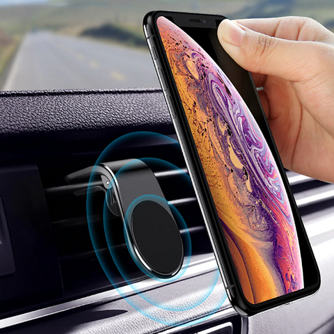 Best Magnetic Car Mounts for iPhone in 2019