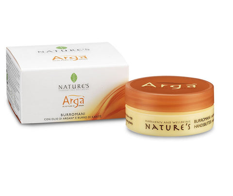 "NATURE'S rankų sviestas ""Arga"", 50 ml - Biosala"