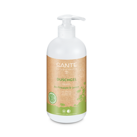 "SANTE dušo gelis""Bio -Pineapple&Lemon"", 500ml - Biosala"
