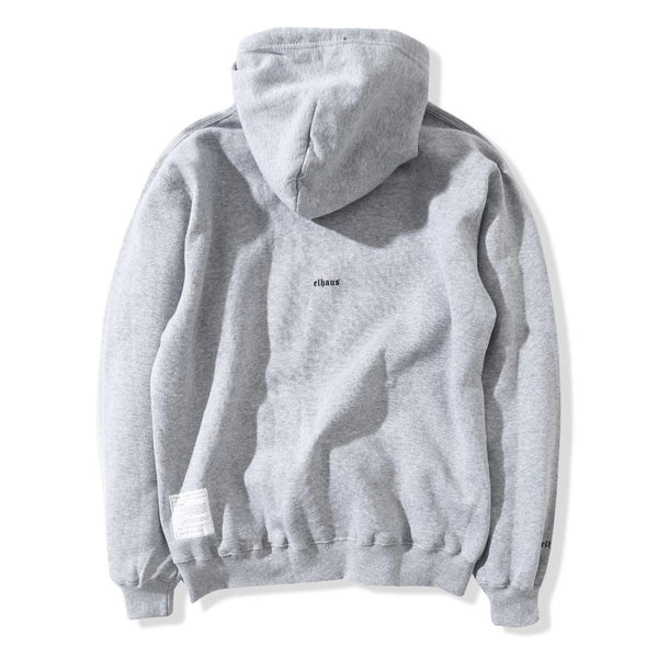 Arc Hoodie Heather Grey