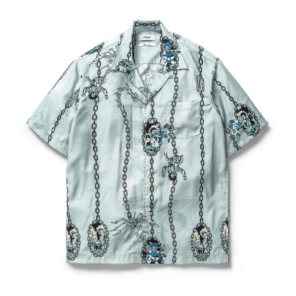 Glide Shirt Chain Grey