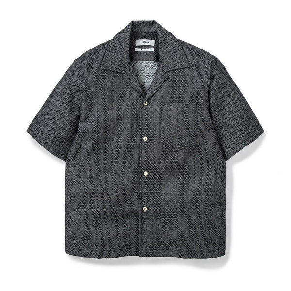 Glide Shirt Sashiko Denim