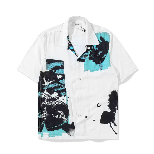 Glide Shirt Structure White