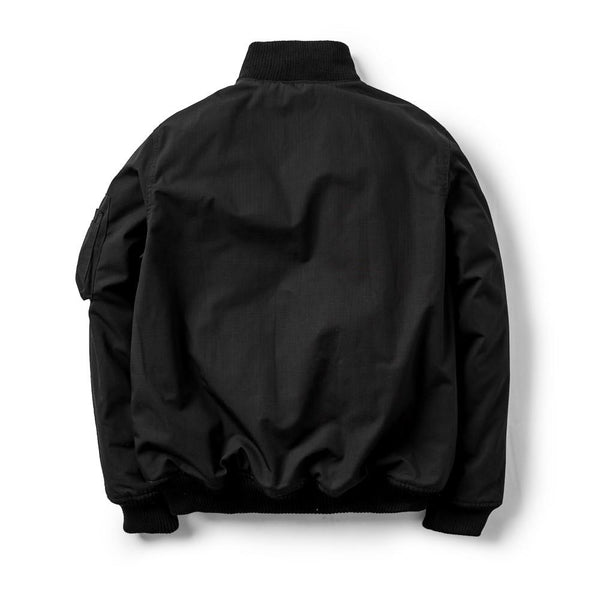 Hoover Jacket Utility Black SS19