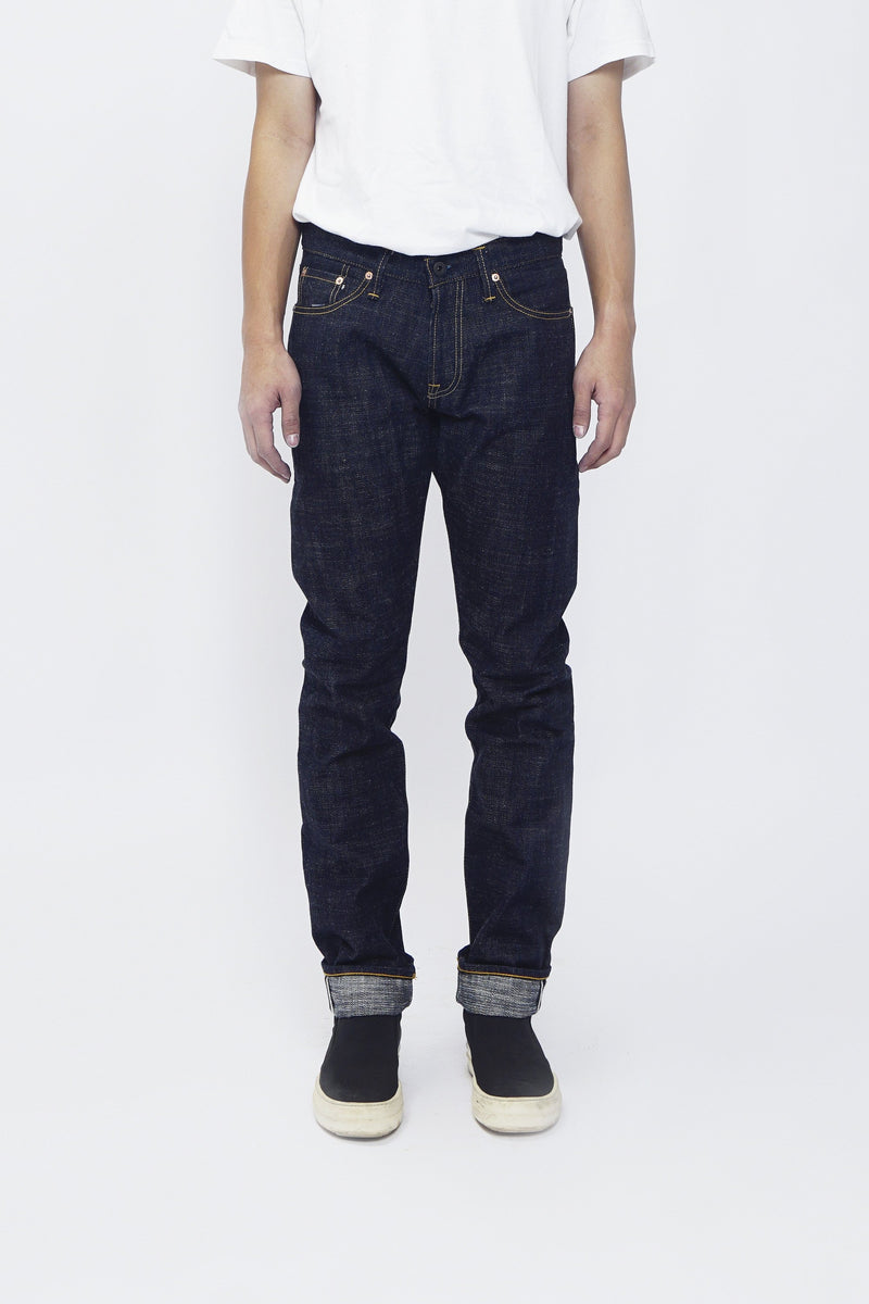 Iron Tail 15oz Indigo Ballista Slub