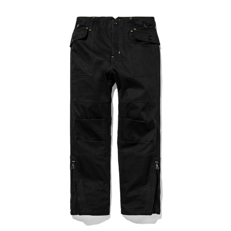 Jumper Pants Twill Black