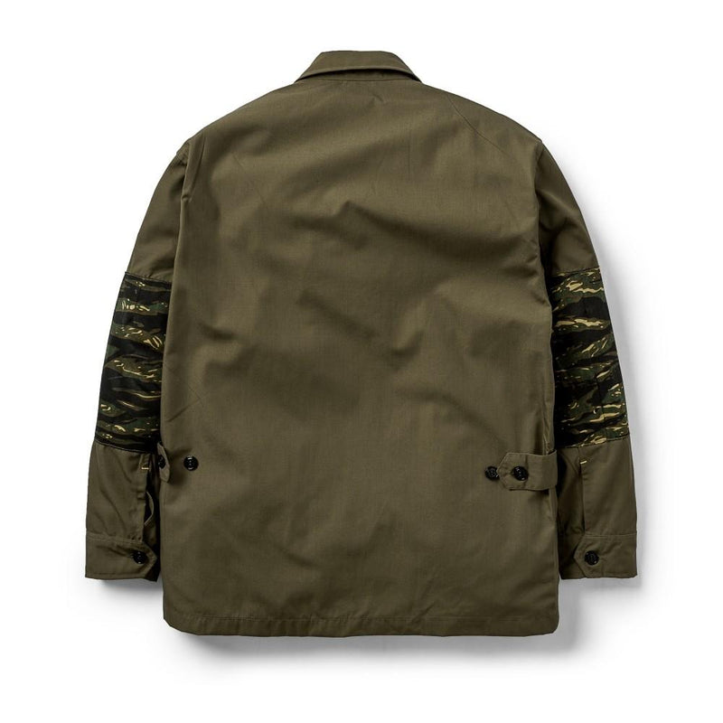 Jungle Jacket Ripstop/Tiger Camo Olive