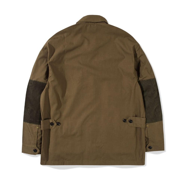 Jungle Jacket Mismatch Kendogi Olive