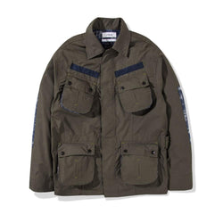 Jungle Jacket Ripstop/Halftone Olive