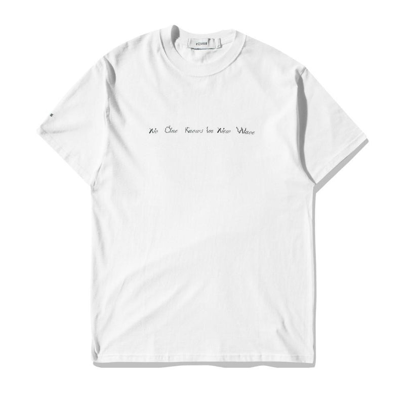 New Wave T-Shirt White