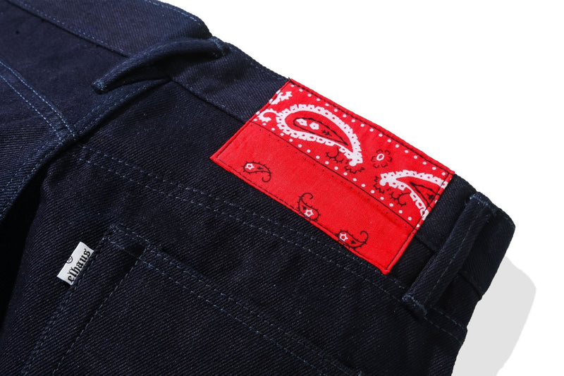 Nomad Denim Iron Tail 15oz Midnight Recycle