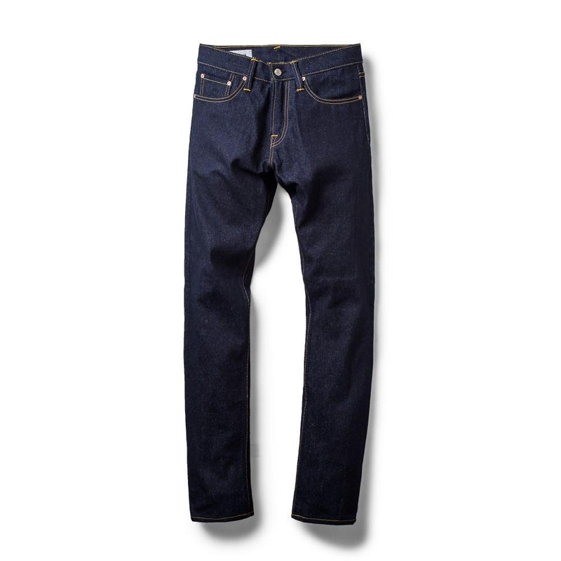 Nomad Denim Iron Tail 14oz Indigo Nep (Sample)
