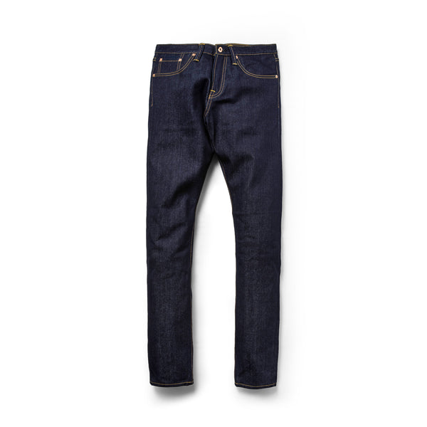 Nomad Denim Iron Tail 15oz Indigo Slub