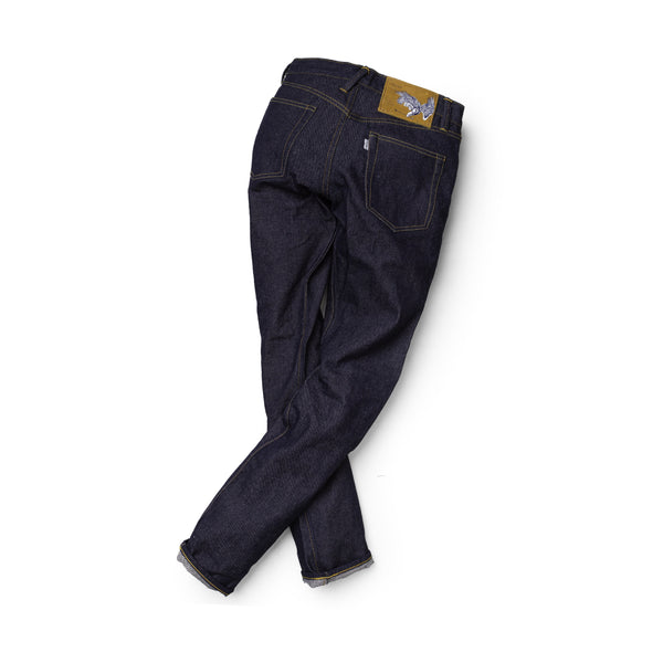 Nomad Denim Iron Tail 15oz Left Hand Twill