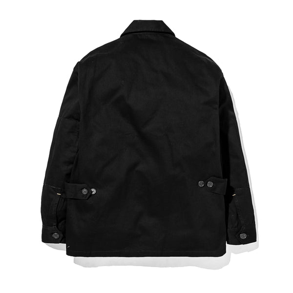 Cargo Jacket Twill Black