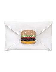 Cheeseburger Clutch