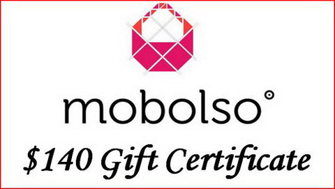 Mobolso $140 Gift Certificate