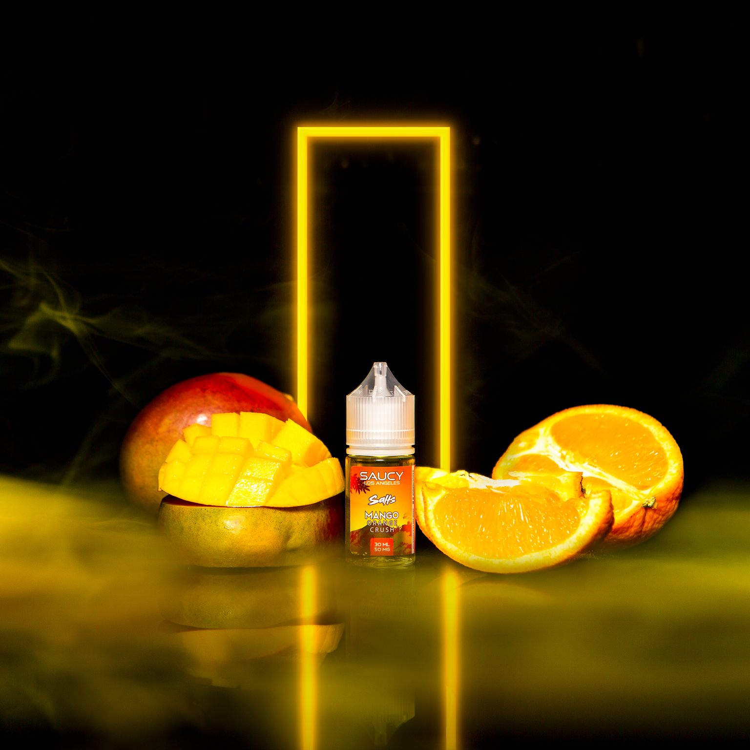 SAUCY SALTS – MANGO ORANGE CRUSH
