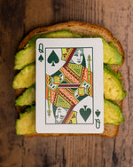 Avo-Card-Os Playing Cards