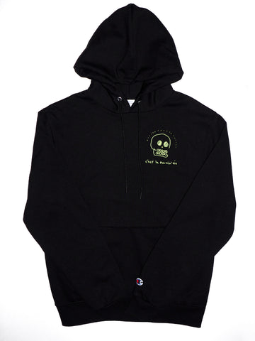 Fleece Hood - Black