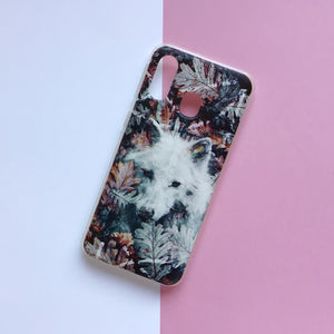 Funda Gel Diseño Lobo - Missfundas