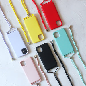 Funda Silicon Case Cuerda