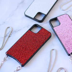 Funda Bling Cadena iPhone