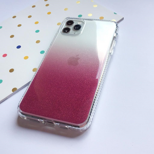 Funda Móvil Antigolpe Bling Degradada - Missfundas