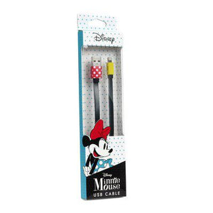 Cable USB Minnie Original Disney - Missfundas