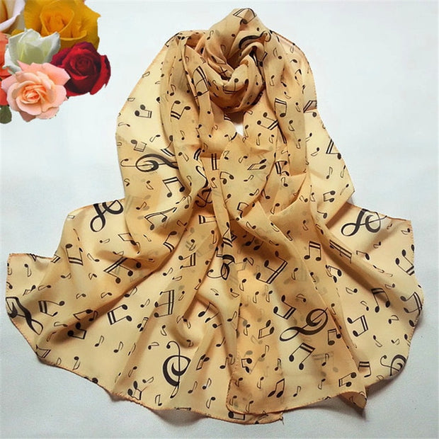 Beautiful Music Scarf