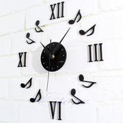 Musical Wall Clock
