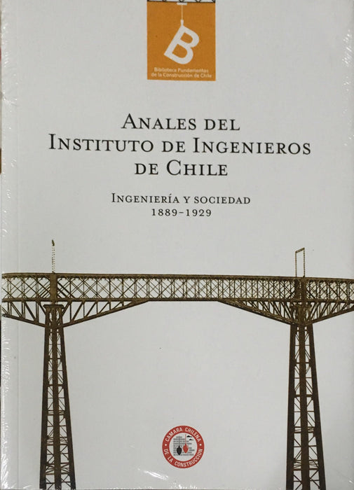 Anales Del Instituto De Ingenieros De Chile By N/a By N/a