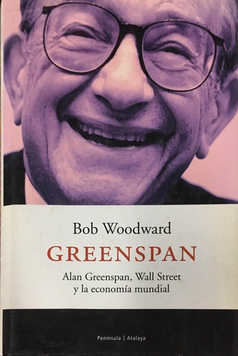 Greenspan By Bob Woodward