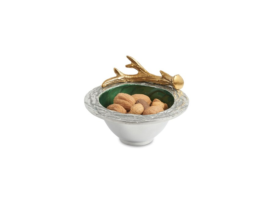"Antler 7"" Bowl Emerald"