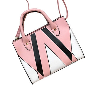 M.S. Armoda Designer Abstract Handbag