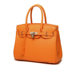 Orange - The Greenwhich Bag