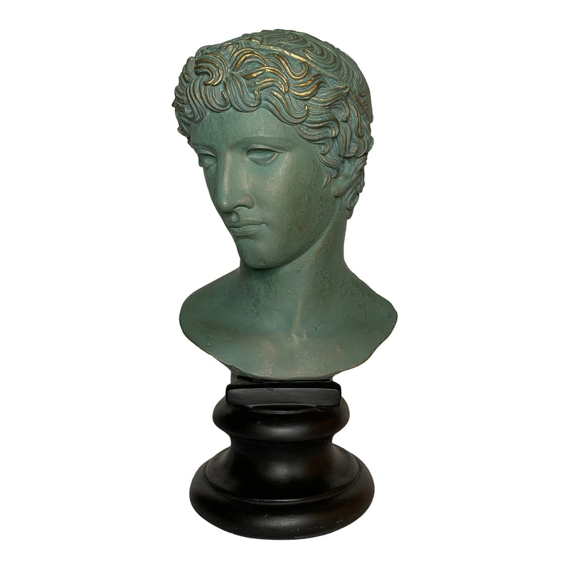 20th Century Grand Tour Style Italian Plaster Bust