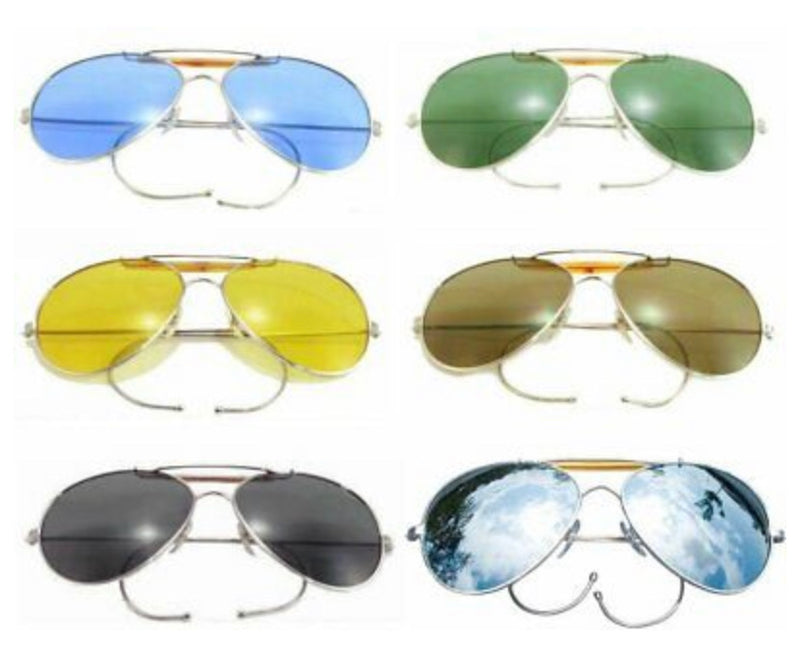 Covington Aviator Sunglasses