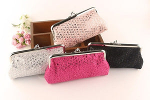 coin purse Women Lovely Style Lady Wallet Hasp