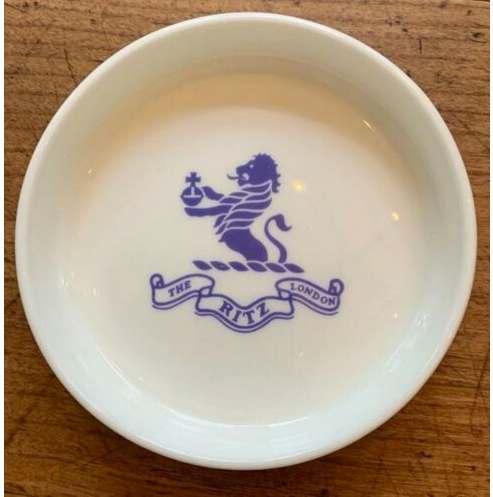 ROYAL DOULTON THE RITZ LONDON COASTER TRINKET DISH