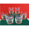 Cinzano Bar Glass - Set of 6