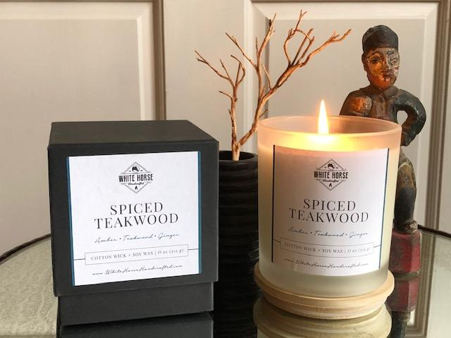 Spiced Teakwood