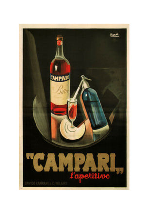 Vintage Package - Campari
