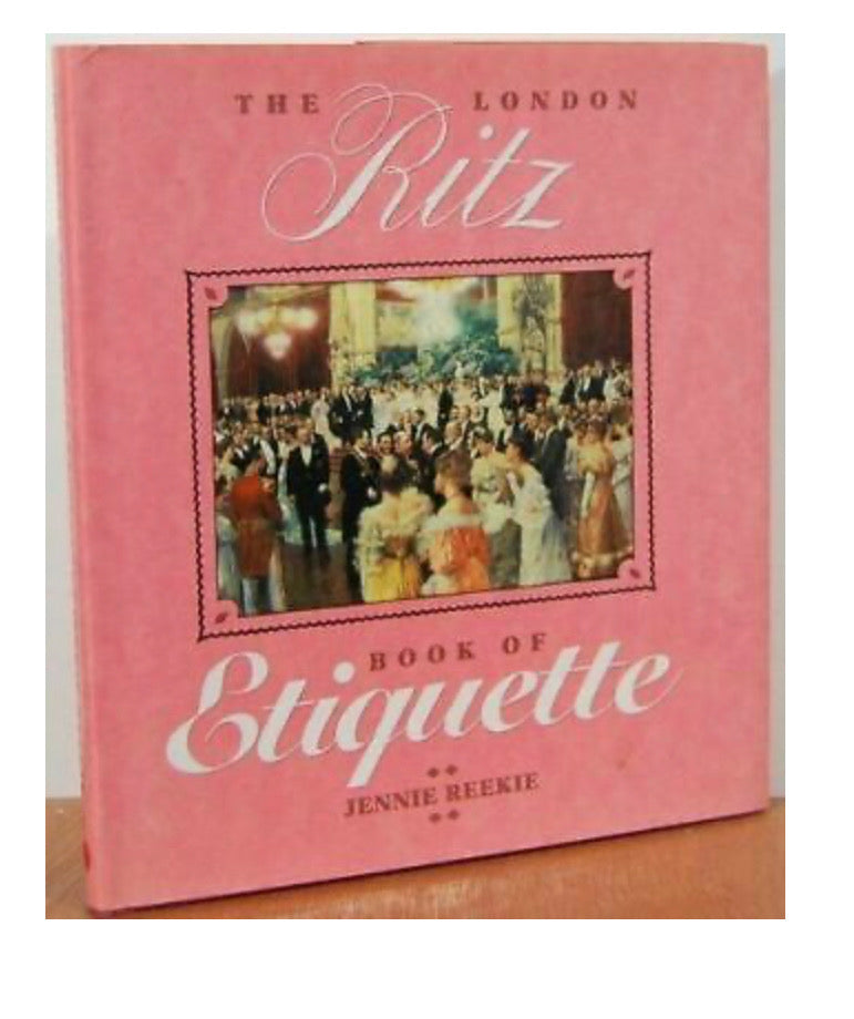 Vintage Package - Ritz Etiquette